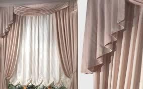 tende con drappeggio arredo system tende da interno