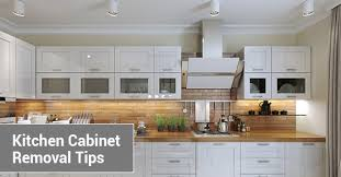 how to get rid of new kitchen cabinet smell tips for removing kitchen cabinets lancaster