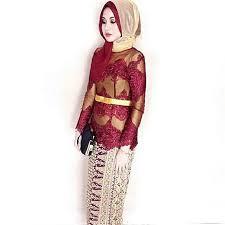 model baju kebaya muslim model baju pesta muslimah untuk remaja remaja update remaja update