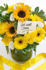 get better soon flowers get well soon flower arrangement