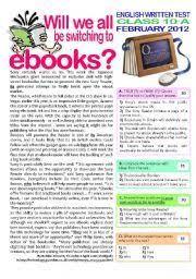 english worksheet i love technology pupils pinterest