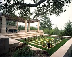 backyard bbq designs landscape contemporary with outdoor dining