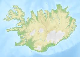 Iceland Map World List Of National Parks Of Iceland Wikipedia