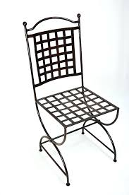 chaises fer forg chaise fer forge pas cher chaise robion table et chaise fer forge