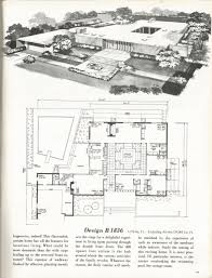 vintage house plans mid century homes 1960s homes cool floor