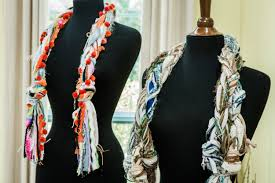 braided scarf diy braided scarves home family hallmark channel