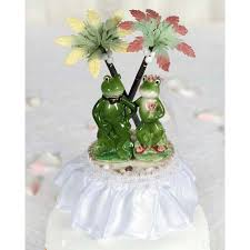 wedding cake toppers honolulu hawaiian beach cake topper wedding