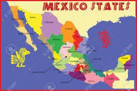 Michoacan Map Aguascalientes Mexico Stock Photos Royalty Free Aguascalientes