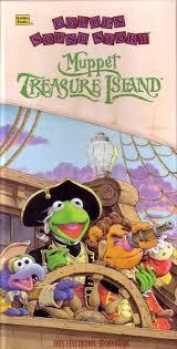 muppet treasure island golden sound story book disney wiki