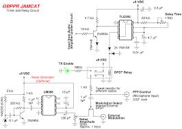 Radio Repeater Circuit Diagram Circuits U003e Jamcat L21704 Next Gr