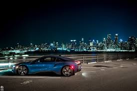 Bmw I8 Night - test driving the bmw i8 tony yang