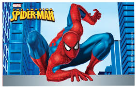 colors exquisite free spiderman birthday invitations templates