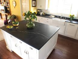 countertops small white cabinet applied on the wooden floor small white cabinet applied on the wooden floor kitchens with soapstone countertops it also has wide glasses windows design ideas with white lamp inside