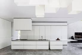 Modern Kitchen White Cabinets Kitchen Design Idea White Modern And Minimalist Cabinets
