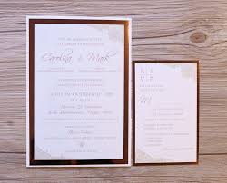 Wedding Invitations Montreal Gold Wedding Invitations With Glamorous Touch Registaz Com