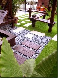 Terrace Garden Design For Minimalist House