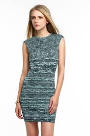 stretch knit sleeveless bodycon dress 1508302 dark green u2013 global