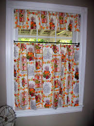 kitchen curtains very elegant vintage kitchen curtains style all home decorations