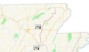 map of jonesboro ar arkansas highway 141