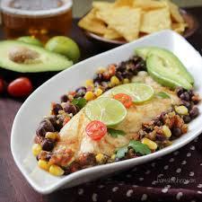 cuisine tex mex baked tex mex fish healthy cuisine healthy cuisine
