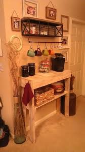 Coffee Nook Ideas by 104 Best Coffee Bar Ideas Images On Pinterest Kitchen Coffee