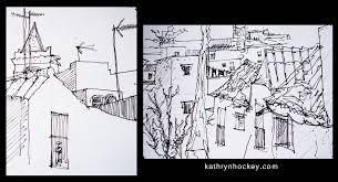 sketching vejer kathryn hockey artist illustratorkathryn