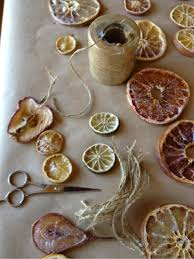 old fashioned fruit ornaments tutorial christmas my favorite