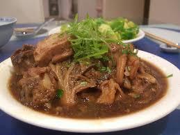thai style braised pork cheeks recipe u2014 dishmaps