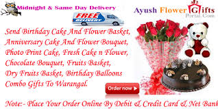Send Flower Gifts - send flower and cake to warangal send flower warangal send