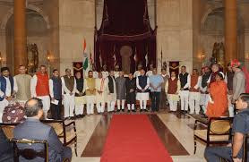 Cabinet Of Narendra Modi India U0027s Prime Minister Narendra Modi Appoints 21 New Ministers To