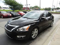 nissan altima 2013 key start 2013 used nissan altima 4dr sedan v6 3 5 sl at the internet car