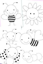 printable halloween pictures for preschoolers coloring pages kindergarten spring coloring pages for toddlers