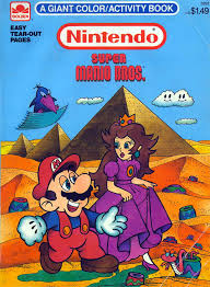 wiki articles requests coloring books articles super mario