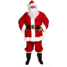 santa costume complete santa suit costume buycostumes