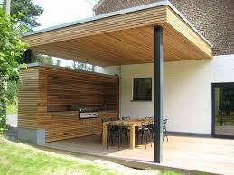 construction cuisine d été construction terrasse bois pour construire terrasse en bois meilleur