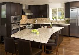 Best Material For Kitchen Backsplash Granite Countertop Best Material For Kitchen Cabinets White