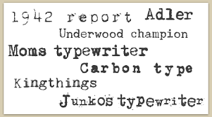 typewriter fonts all adorable http www freedesign4 me fonts
