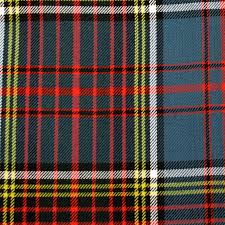 anderson tartan poly viscose cloth u2013 the scottish and irish store