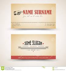 personal business card templates front and back professional