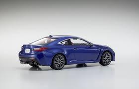 lexus sports car rcf price 1 18 lexus rcf blue rhd
