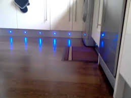 Kitchen Kickboard Lights Led Plinth Lights In Kitchen