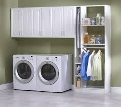 Bathroom Laundry Storage Mesmerizing 50 White Bathroom Laundry Storage Design Decoration