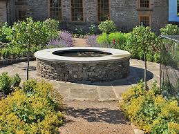 work continues in the walled kitchen garden in derbyshire space