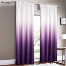 white blackout curtains grommet curtains gallery
