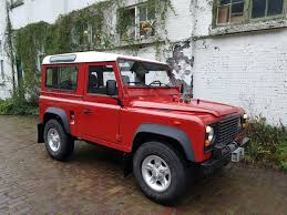 land rover defender land rover defender low mileage archives olivers classics