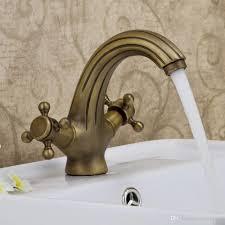 European Bathroom Fixtures 2018 European Design Antique Brass Bathroom Faucet Mixer