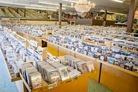 the best used cd stores in toronto