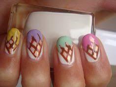 prom nails light pink with glitter αη єѕ χ ρяσм pinterest