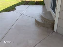 Images Of Concrete Patios All American Concrete 316 838 8976