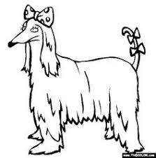 dog coloring pages doggy birthday dog